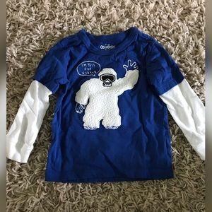 18-24M Yeti Shirt